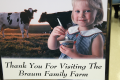 Braums Family Farm in Oklahoma